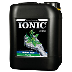 Ionic Grow 5ltr hard water