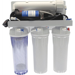 Reverse Osmosis Filter 4 Stage Unit - 190L per day With pump
