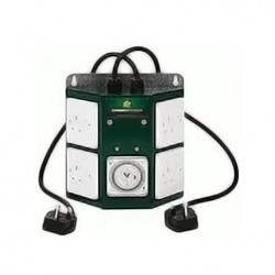 Green Power 4 Way Professional Contactor Timer