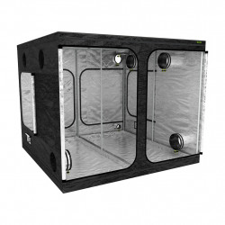 GROW TENT 240cm x 240cm x 200cm QUALITY STRONG 25mm METAL POLES Hydrolab LAB240