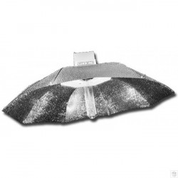 Parabolic Hammered Silver Reflector 600W To 1000W