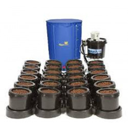 IWS Flood & Drain 24  pot flexi system