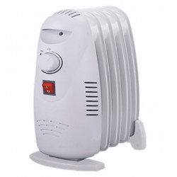 Grow Room Heater 500w Oil-Filled Radiator