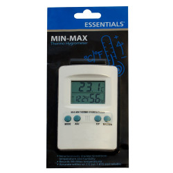 Digital Min-Max Thermohygrometer