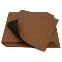 Root Mat Square Includes Black Disc