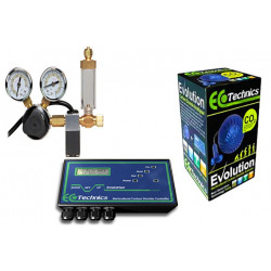 Evo Digital Co2  Controller, Analyser and Regulator