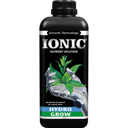 Ionic Grow 1ltr soft water