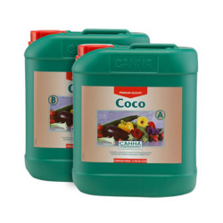 Canna Coco A+B 5 Litre Veg And Flower Plant Food