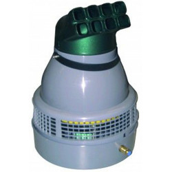 HR 15 Portable humidifier for up to 30m2 with hygrostat