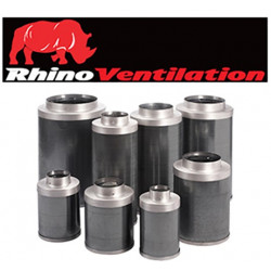 "Rhino Pro Carbon Filter 4 "" Inch 100 mm 300 mm Top Quality Filter"