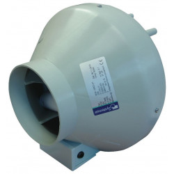 "Systemair RVK Fan 125mm 5"" A1  220m3/hr"