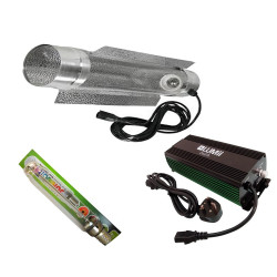 1000w Cooltube 150mm (6 inch)  Lumii Lighting kit