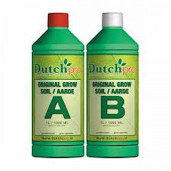 Dutch Pro Original Grow Soil/Aarde A&B HW 1L