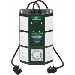 Green Power 6 Way Professional Contactor Timer
