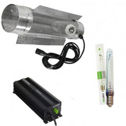 400w Cooltube 150mm (6 inch) Omega Digital Lighting kit