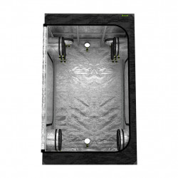 GROW TENT 120cm x 120cm x 180cm QUALITY STRONG 22mm METAL POLES Hydrolab LAB120