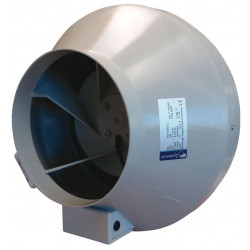 "Systemair RVK Fan 200mm  8"" L1 1008m3/hr"