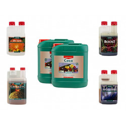 Canna Coco 5l Base and 1l Additive pack