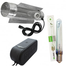 400w Cooltube 150mm (6 inch) Lumii Lighting kit