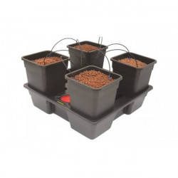 New Wilma XL 4 pot 25 litre pots big 4 pot